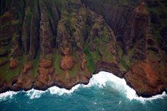 Napali Coast, Kauai,  5472 × 3648 #nature and Science