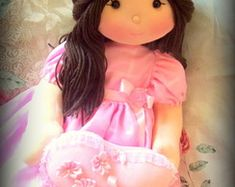 Boneca Daminha 60 cm