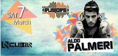 Prossimo appuntamento con Aldo Palmeri in discoteca