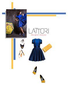 """""""Lattori: No. 3"""" by fl4u ❤ liked on Polyvore featuring Lattori, Dolce&Gabbana, Paolo Shoes and lattori"""
