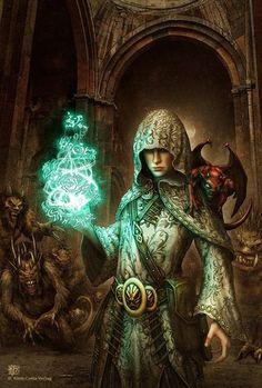 The Sorceress with a few of his minions  https://ift.tt/2GvKupu  https://ift.tt/2I7nP4o