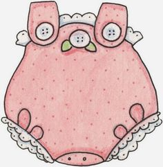 Lindas imágenes infantiles para Baby Shower.