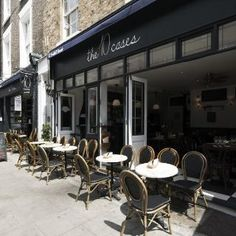 The 10 Cases (16 Endell Street, WC2H 9BD). 'An unpretentious little bistrot with wine as its main focus'. They only ever buy ten cases of the wines on their list, so there's always something new to try.