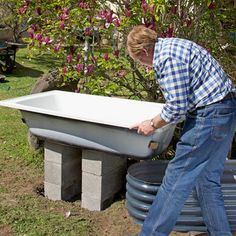 How to build a simple diy aquaponics system using a koi for Hydroponics in koi pond