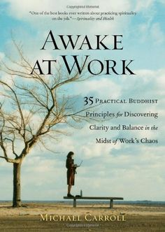 Awake at Work 35 Practical Buddhist Principles for Discovering Clarity and Balance in the Midst of Works Chaos >>> Click image to review more details.