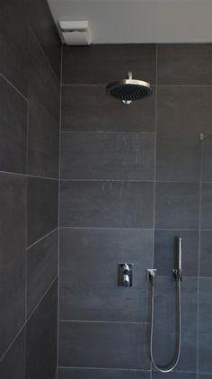 Dornbracht douche en terra tones mosa