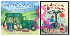 picture books for pairing: on moving libraries - This Picture Book Life