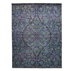 "Suzani Collection Oriental Rug, 8'2"" x 10'7"" 