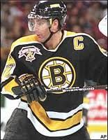 """Raymond """"Ray"""" Bourque. In my books he's the best defenceman ever in hockey."""