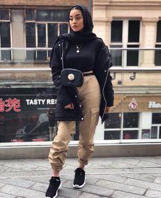 20 Ideas for fashion hijab casual beautiful – Mode – Hijab Fashion 2020 Hijab Casual, Hijab Fashion Casual, Hijab Fashion Summer, Street Hijab Fashion, Muslim Fashion, Casual Outfits, Fashion Outfits, Trendy Fashion, Hijab Chic