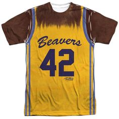 Teen Wolf Jersey 42 Sublimated T-Shirt