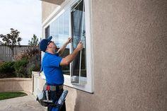 Comment changer une vitre en 4 étapes ?  http://www.pratique.fr/changer-vitre.html