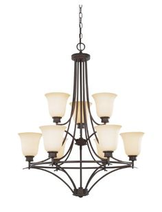 Designers Fountain ES96989-ORB Oil Rubbed Bronze Cooperst...…