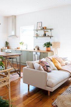 Home Interior Scandinavian .Home Interior Scandinavian Home Design, Küchen Design, Modern Design, Modern Decor, Minimal Decor, Design Room, Studio Design, Modern Boho, Design Trends