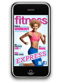 I love to use my smartphone app while on the go and get a fast workout! -- Get Fit Fast: The Express Workouts iPhone App Reduce Weight, How To Lose Weight Fast, Health And Wellness, Health Fitness, Workout Log, Fast Workouts, Fitness Magazine, Apps, Aerobics