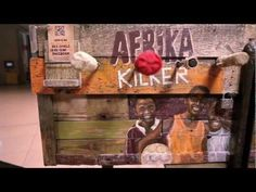 Afrika Kicker for a cause