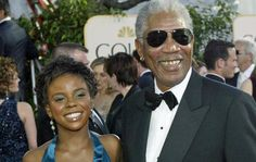 "So Sad!!  According to New York police on Sunday morning, Morgan Freeman's step-granddaughter was stabbed to death on a Manhattan sidewalk. At about 3 a.m, responding officers found E'Dena Hines, 33, lying in the street outside her home, with her ex-boyfriend standing over her lifeless body as he reportedly screamed incoherently. The grieving Freeman released a statement: ""The world will never know her artistry in talent, and how much she had to offer. Her friends and family were fortunate…"