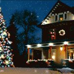 Merry Christmas - Online Animated Pics, GIFs and Images.