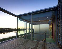 Architectonisch paradepaardje IJburg Amsterdam - Minimal Windows
