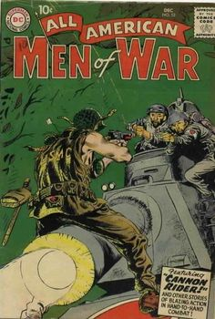 All-American Men of War #52