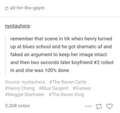 Henry was so lovable why is he underrated