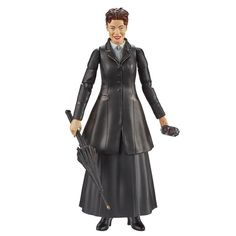 Doctor Who Missy Collector Series 5.5 inch Action Figure in Black Outfit