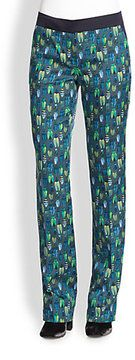 Tory Burch Nissa Wool/Silk Pants on shopstyle.com