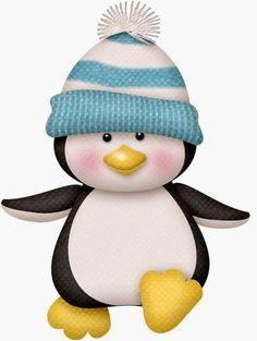 Navidad pingüinos y muñecos de nieve - Carmen Ortega Scrap Seis - Álbumes web de Picasa