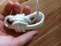Monkey fist knot how-to