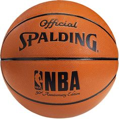 30years Basketball    Limited Edition Ball zu Ehren der 30jährigen Partnerschaft der NBA und Spalding    Details:  Retro Look / Exzellenter Grip und sehr gute Ballkontrolle / Inklusive Packer    Geschlecht: Unisex  Größe: OneSize  Material: Leder  Sportart: Basketball...