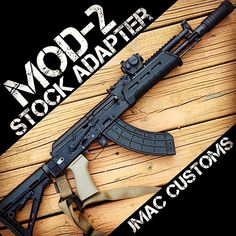 Check out this sweet 107cr owned by Gregory Coleman who was the winner of our Independence Day giveaway! He got a free MOD-2 Stock adapter! Stay tuned for future giveaways, and head over to the online store and pick up your MOD-2 stock adapter! #JMacCustoms #mod2 #stockadapter #magpul #arsenal #107cr #KalashLife #kalashnikov #762x39 #primaryarms #ultimak #LBEunlimited #uspalm #Gun #gunporn #weaponsdaily
