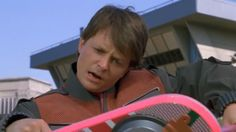 Happy Back to the Future Day! |  October 21, 2015 - Article shared from #CNN