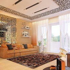 #Дизайн интерьера гостиной