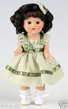 Vogue Step Into Spring Vintage Reproduction Ginny Doll, 2011 is offered on Ebay as a Buy-It-Now listing.