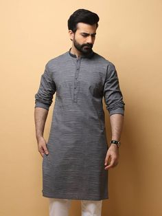 unstitched collection edenrobe clothing sanaulla shalwar ladies kameez kurtis online store lawn mens 2019 at Edenrobe Clothing Ladies Unstitched Lawn Mens Shalwar Kameez Ladies Kurtis Collection 2019 EYou can find Shalwar kameez and more on our website Mens Indian Wear, Indian Men Fashion, Mens Fashion Suits, Male Fashion, Punk Fashion, Hijab Fashion, Fashion Dresses, Gents Kurta Design, Boys Kurta Design