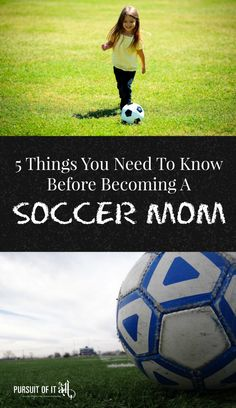5 THINGS YOU NEED TO KNOW BEFORE BECOMING A SOCCER MOM:  The countless hours you spend with the people on your kid's soccer team will bring some of the most rewarding friendships into your life. - @jennifergerlock