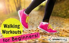 How often, how far how fast? Get the answers to these common walking questions for beginners (plus workout plans to follow!)   via @SparkPeople #fitness #exercise #walk