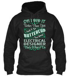 Electrical Designer - Did It #ElectricalDesigner