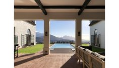 L'Amitie Farm, Franschhoek Rental Property, Countryside, Serenity, South Africa, Pergola, Outdoor Structures, Windows, Vacation, Architects