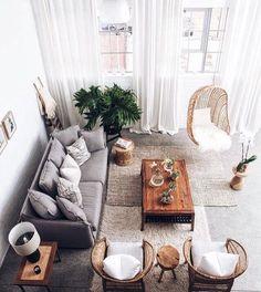 Beautiful Modern Living Room Interior Design 80