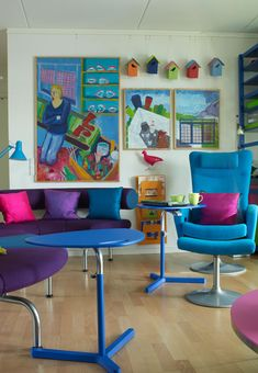 HOME & GARDEN: En couleurs