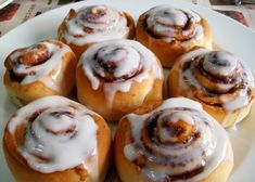 Easy Desserts, Delicious Desserts, Yummy Food, Baking Recipes, Cookie Recipes, Dessert Recipes, Cinnabon Rolls, Pan Dulce, Mexican Food Recipes
