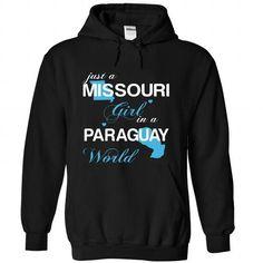 WorldBlue Missouri-Paraguay Girl - #hipster shirt #tshirt painting. GET  => https://www.sunfrog.com//WorldBlue-Missouri-Paraguay-Girl-7780-Black-Hoodie.html?id=60505