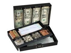 Masterlock MLK7147D Combination Locking Cash Box: Amazon.co.uk: DIY & Tools