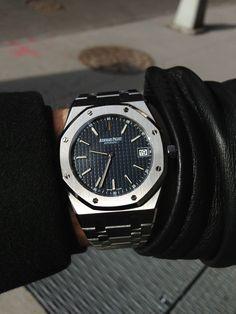 audemars piguet watches for men Audemars Piguet Gold, Audemars Piguet Diver, Audemars Piguet Watches, Rolex 116234, Rolex Watches, Wrist Watches, Casual Watches, Cool Watches, Ap Royal Oak
