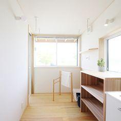 #脱・部屋干し|ブログ|新潟の注文住宅|自然素材の木の家ならナレッジライフ Pure Products