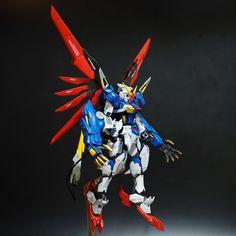 Custom Build: HG 1/144 Gundam Frame Beleth - Gundam Kits Collection News and Reviews