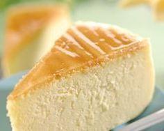 Cheesecake minceur au citron