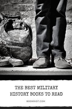 Up your knowledge or interest in military history with these great reads.