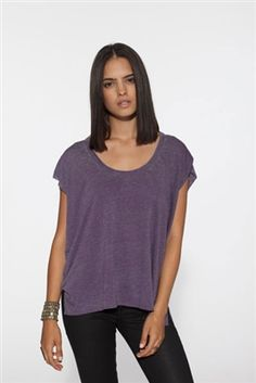 Chaser Boxy Flow Muscle Shirt.